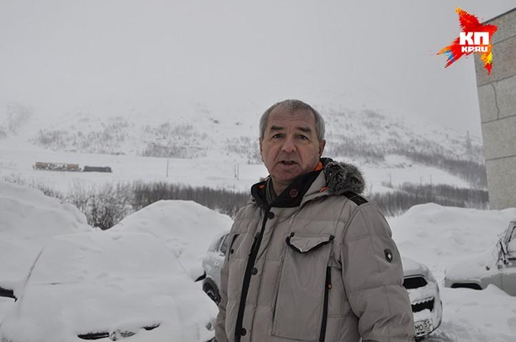 Алексей Крылов проработал в службе лавинной безопасности много лет.