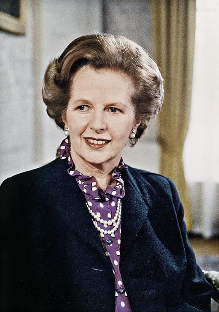 Маргарет Тэтчер испытывала к лидеру СССР личные симпатии.
