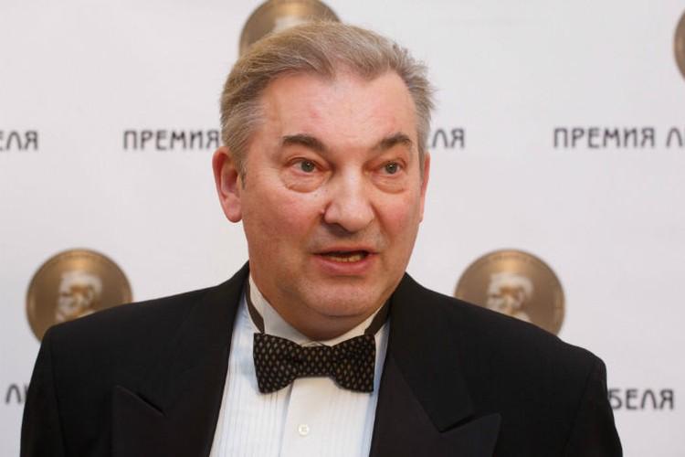 Владислав Третьяк - один из лауреатов премии имени Людвига Нобеля