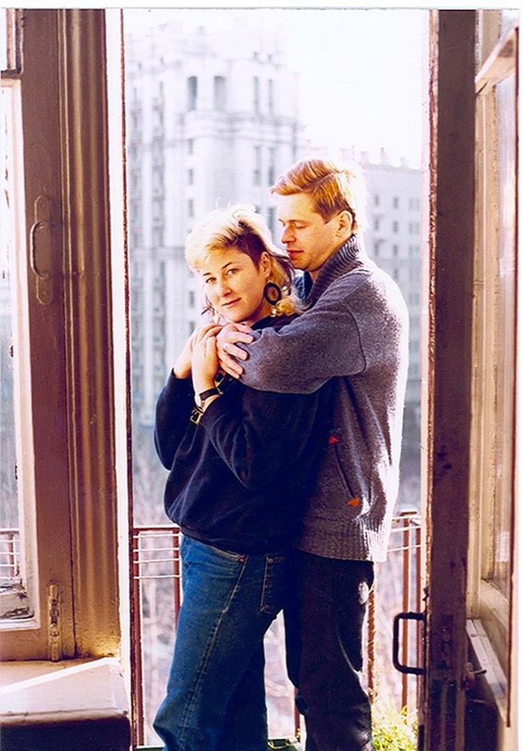 Джоанна Стингрей и Борис Гребенщиков. Фото: joannastingray.com