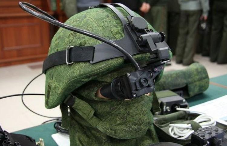 Подобными системами связи пользуются сегодня наши спецназовцы в Сирии. Фото: Минобороны РФ