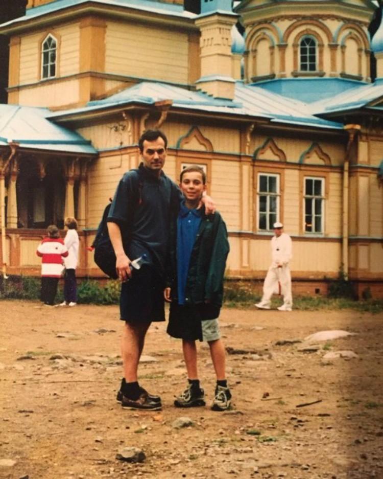 Фото: Из архива семьи Пульяновых