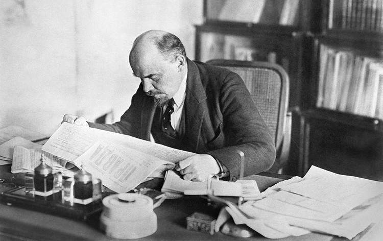 У советского агитпропа была любимая формулировка – Ленин величайший гуманист ХХ столетия