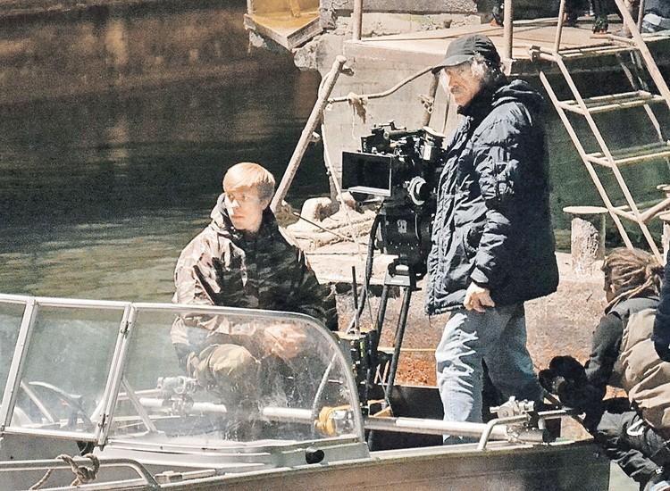Главный оператор картины отснял краш-сцену, как и было задумано, с первого дубля. Фото: Дмитрий Метёлкин
