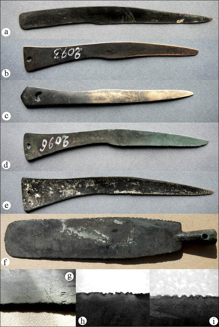 Инструменты, которыми работал Кривошапкин.