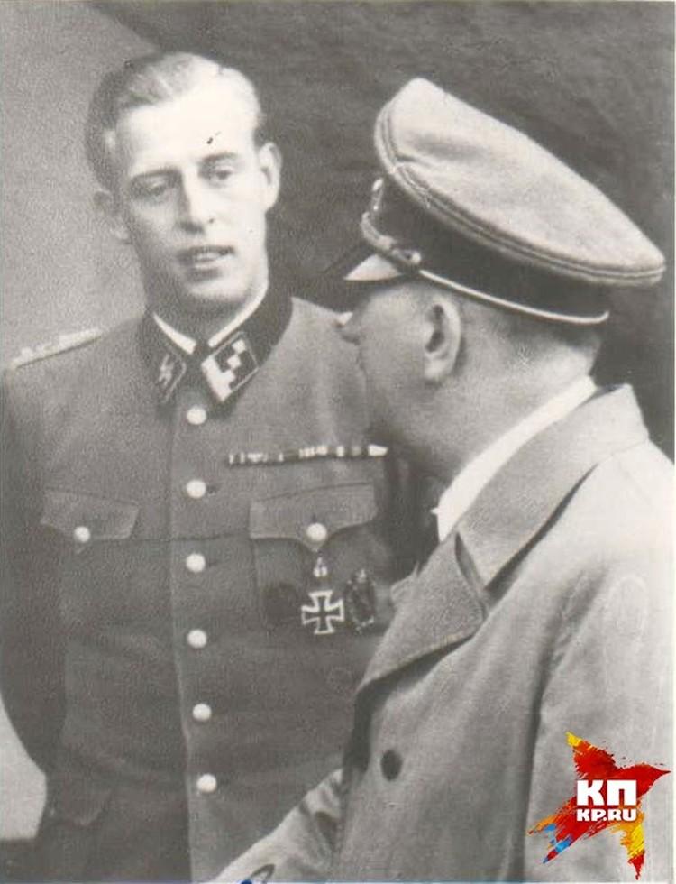 Человек, который сжег тела Гитлера и Евы Браун, штурмбаннфюрер Отто Гюнше после окончания войны оказался в плену на Урале.
