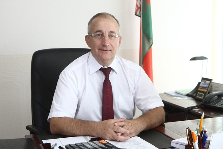 Григорий Павлович КОСЯЧЕНКО, ректор Белорусского государственного университета физической культуры.