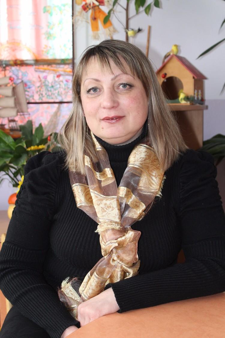 Екатерина Кизилова сейчас работает в детсаду.