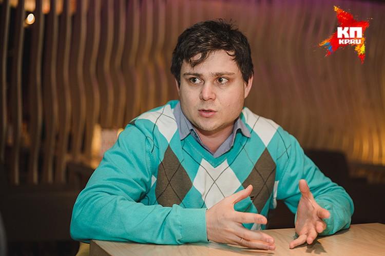 Уже несколько лет Виталий Муниров занимается разработками для незрячих