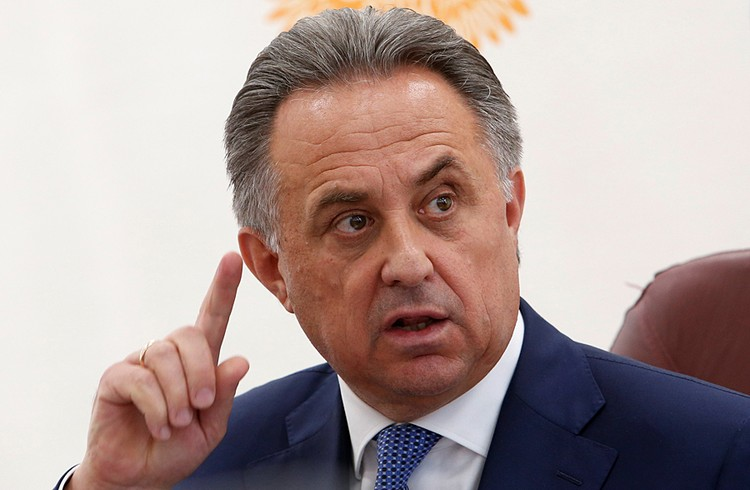 На заявление Филиппа Крейвена уже отреагировал глава минспорта России Виталий Мутко