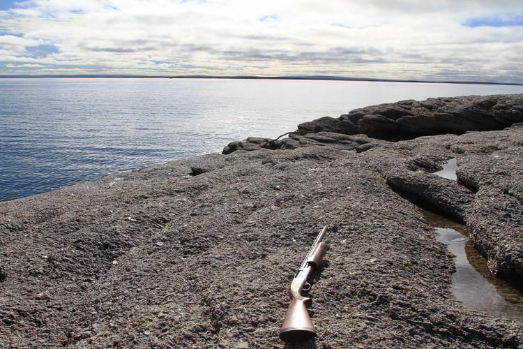 Залив Миддендорфа Карского моря