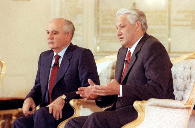 """Ельцин был еще только заведующим строительным отделом ЦК, уже много говорил – """"да что они там, наверху, знают, что умеют"""""""