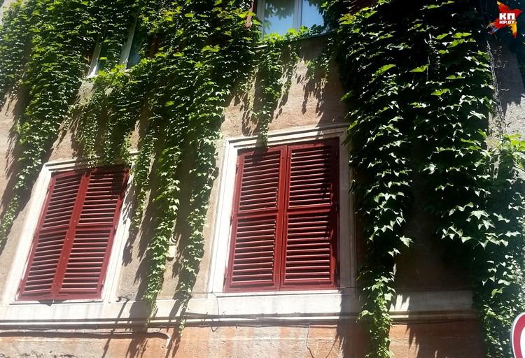 Трастевере - самый старый район Рима.