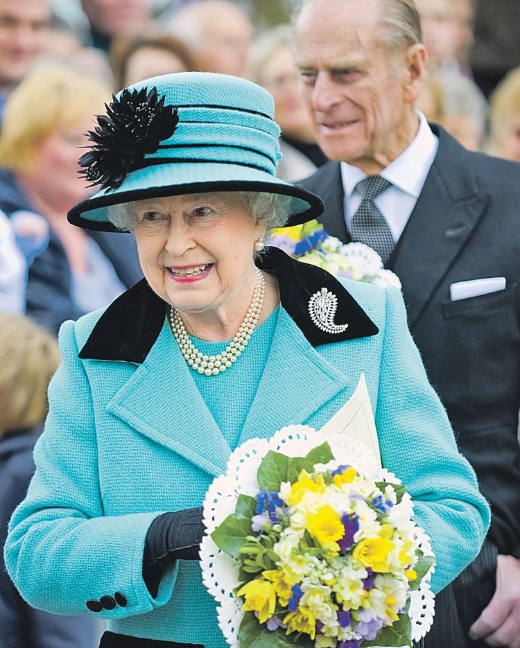Филипп и Елизавета II в браке уже 68 лет.