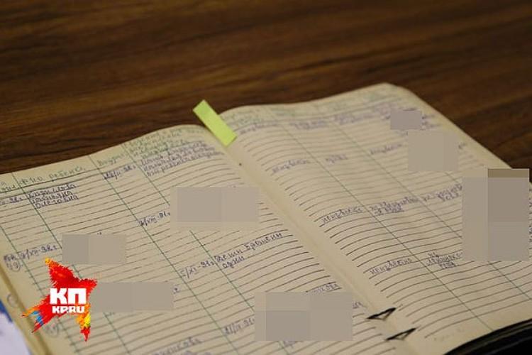 Первый документ Тани Кирилловой -Джессики Лонг, который сохранили в иркутском Доме ребенка.