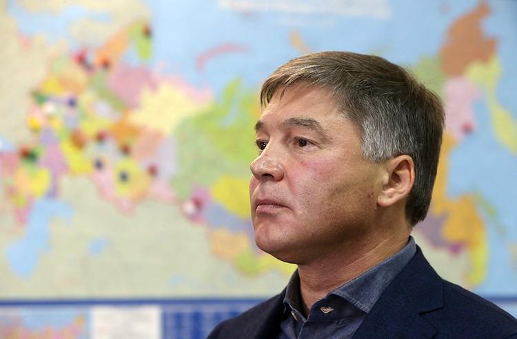 Вторым представителем непарламентской силы стал Рифат Шайхутдинов. Фото: Владимир Гердо/ТАСС