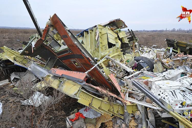 «Боинг» под Донбассом был сбит ракетой, которой нет на вооружении России