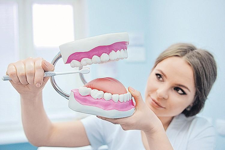 Большинство пациентов не имеют понятия о правильной чистке зубов
