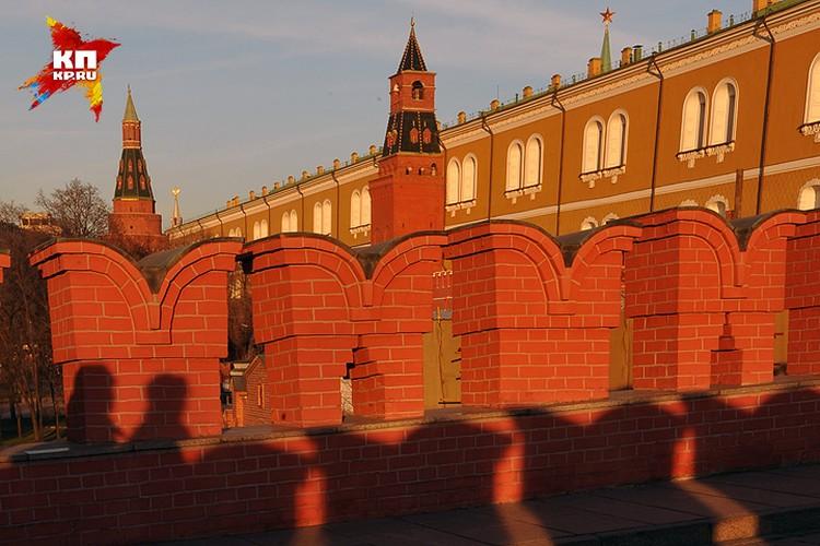 Стены Московского Кремля скрывают немало тайн.