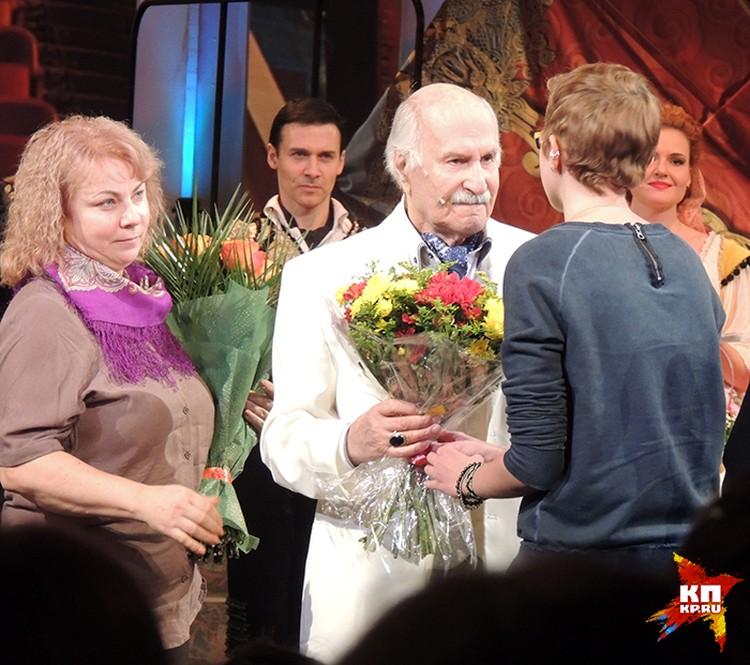 Народный артист СССР умер на 102-м году жизни