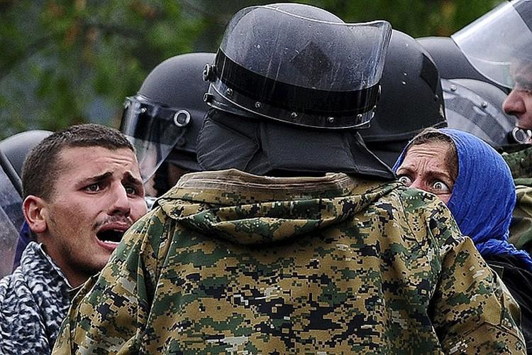 Год 2015 запомнится Европе массовым вторжением беженцев из Ближнего Востока.