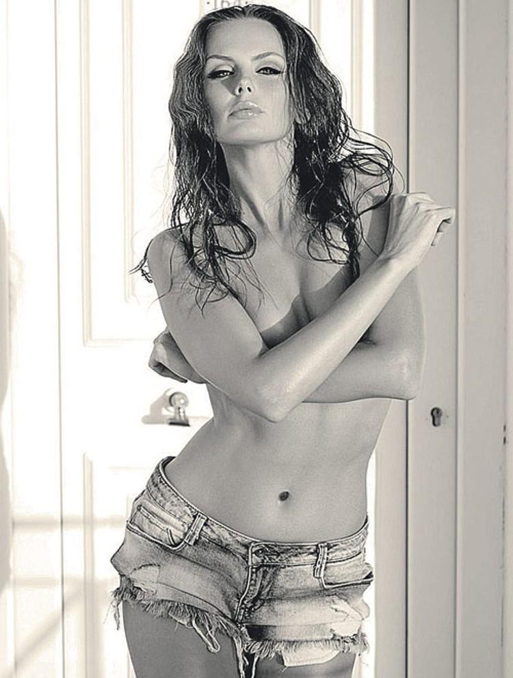 Юлия Лошагина была успешной уральской моделью