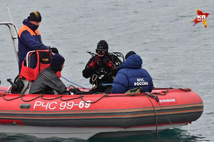 Место катастрофы обнаружено, теперь к нему стягивают все силы поисково-спасательной группы