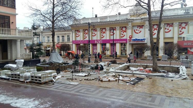 Стоимость реконструкции оценили в 181 миллион рублей.