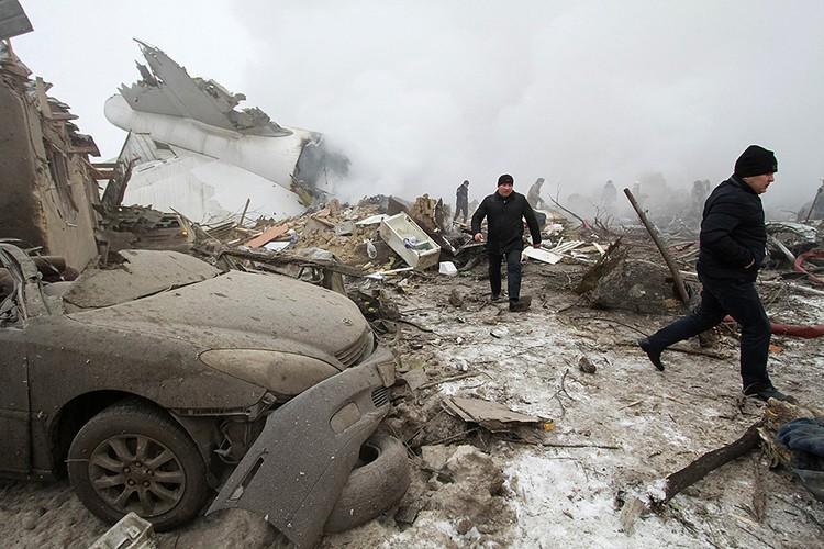 Трагедия произошла в селе Дача-Суу Сокулукского района Чуйской области