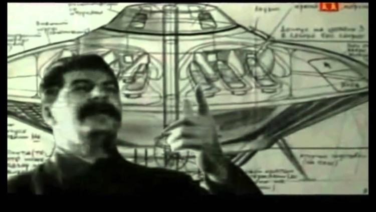 Интерес ЦРУ к НЛО начался еще при жизни Сталина.