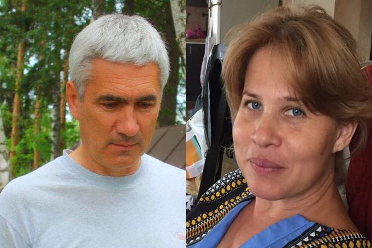 Супруги Ракитские