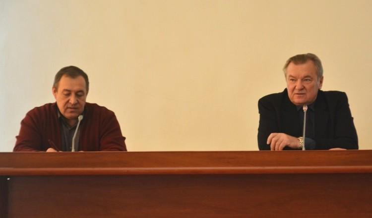 Последнее большое совещание, которое провел Владимир Арцыбашев в должности замглавы администрации Ростова, состоялось 10 февраля. Фото: пресс-служба горадминистрации.