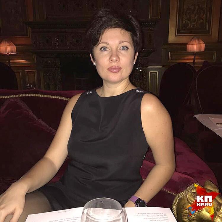 """Бывшая жена экс-депутата Вороненкова Юлия. Фото публикуется впервые. Снимок из архива """"КП"""""""
