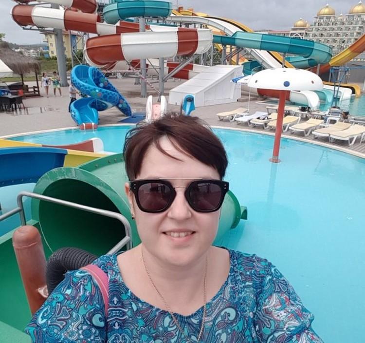 Любовь Иванова на майские с семьей отправилась в Турцию.