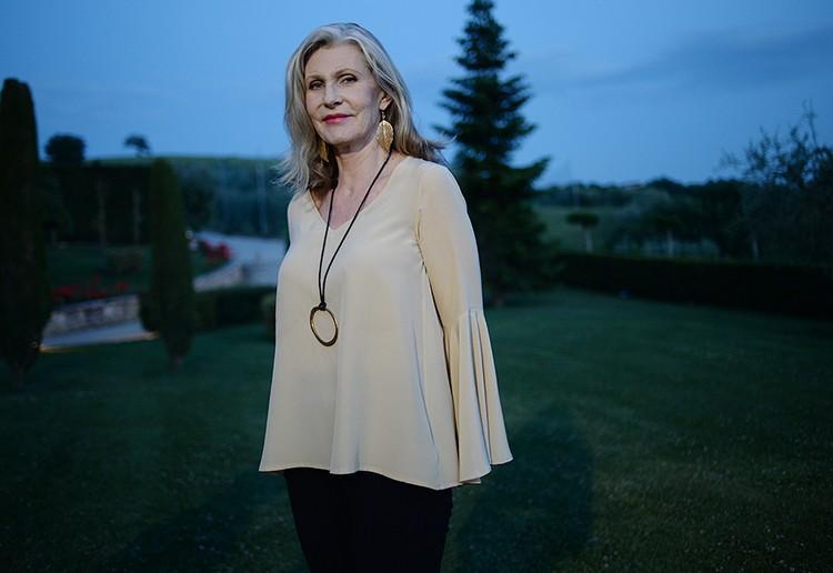 Итальянский диетолог Сьюзен Томассини есть пасту каждый день и выглядит при этом, как фотомодель