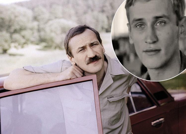 Так (на фото в правом углу) выглядел Леонид Филатов, когда учился вместе с Наташей в Щукинском училище. Фото: globallookpress, kino-teatr.ru
