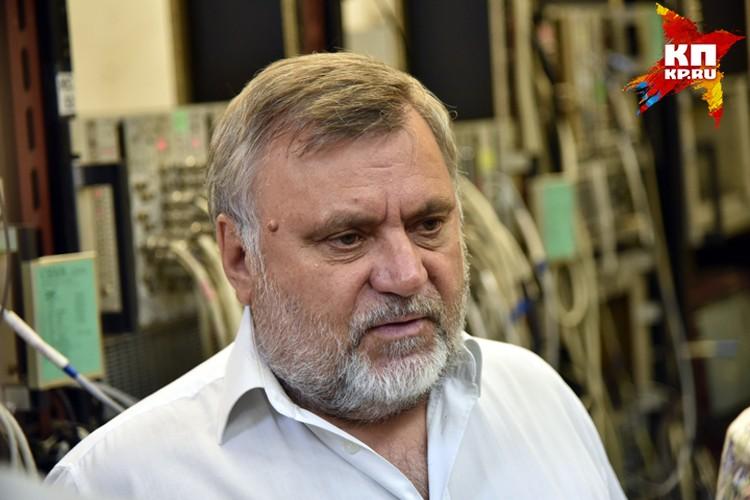 Юрий Тихонов считает, что Академгородку после возведения коллайдера понадобится гостиница для ученых со всего мира