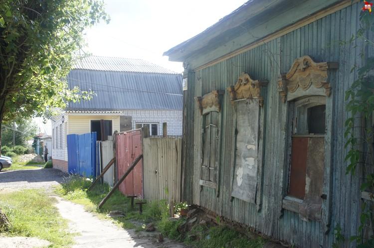 На этой улице живет мама Ольги Алисовой.