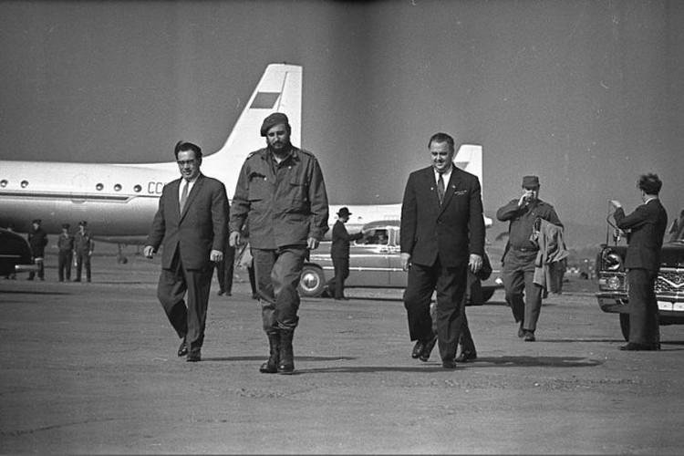 Летом 1963 года лидер кубинской революции Фидель Кастро решился на турне по дружественному Советскому Союзу. Захотел он посмотреть и на Свердловск.
