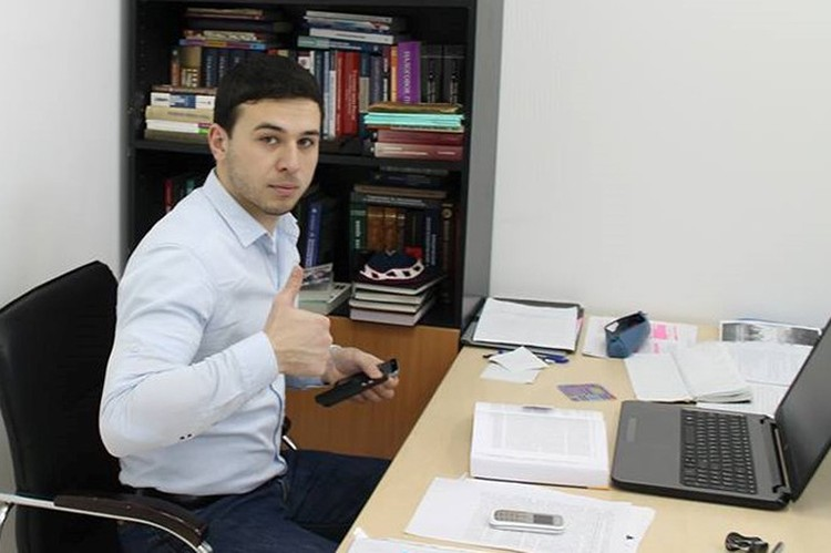 Хасмагамет Анзоров, г. Москва, юрист, в проекте с августа 2016 года