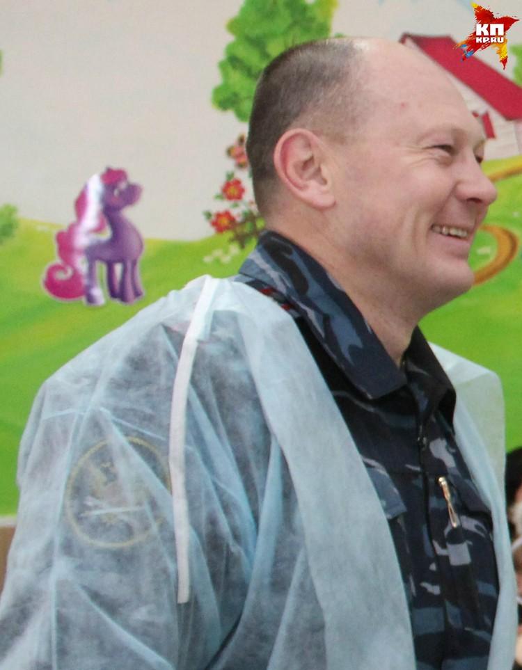 Коррупционная схема начала быстро раскручиваться с задержания зама Смирнова - Сергея Ральникова. Фото: ГУФСИН по РО.