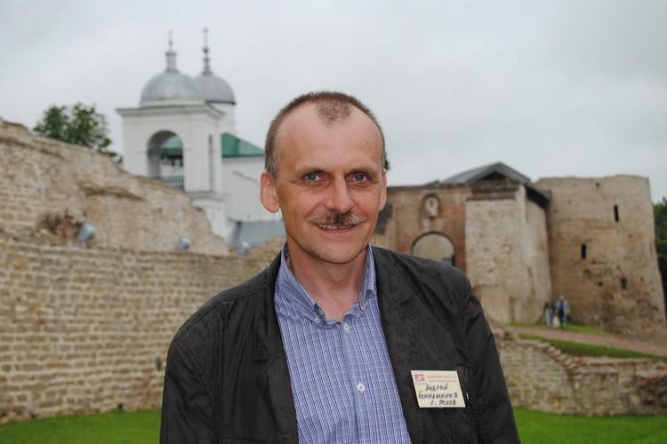 Андрей Бениаминов.
