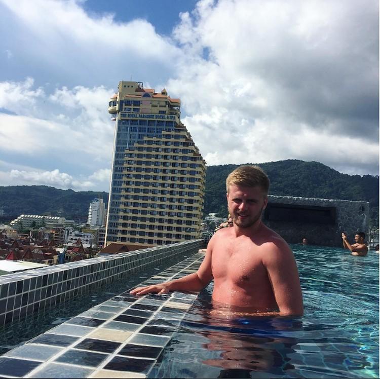 Степану 22 года и спутницу жизни он еще не нашел. Фото: Инстаграм