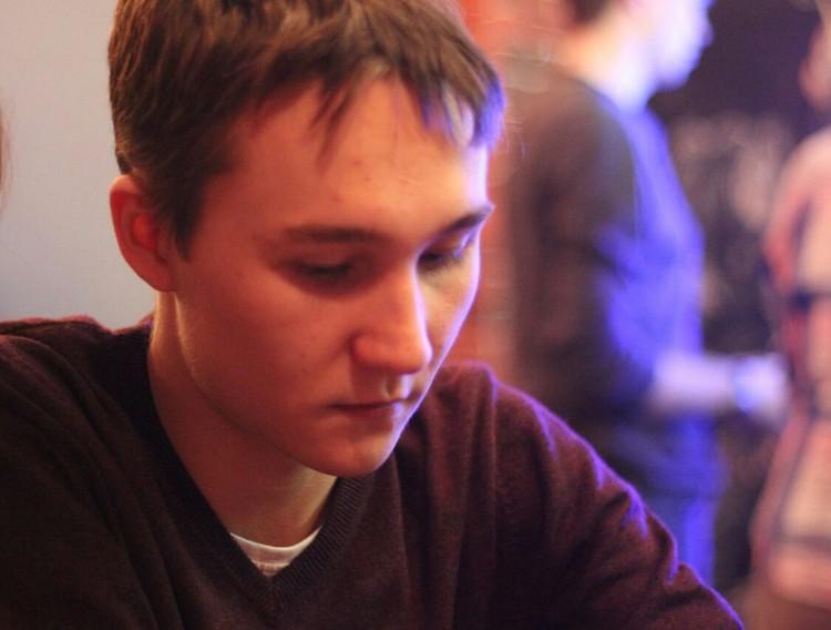 Артем Кузьмин набрал 100 баллов по химии Фото: предоставлено героем публикации