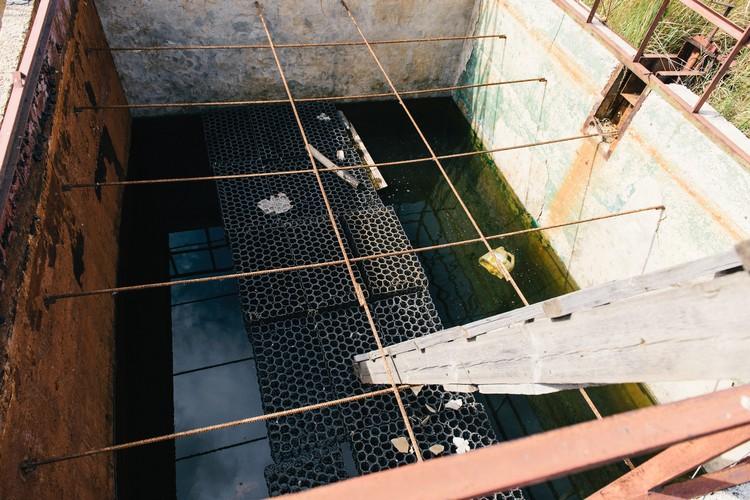 Уже 4 года очистные сооружения на полигоне «Зубчаниновка» стоят без дела