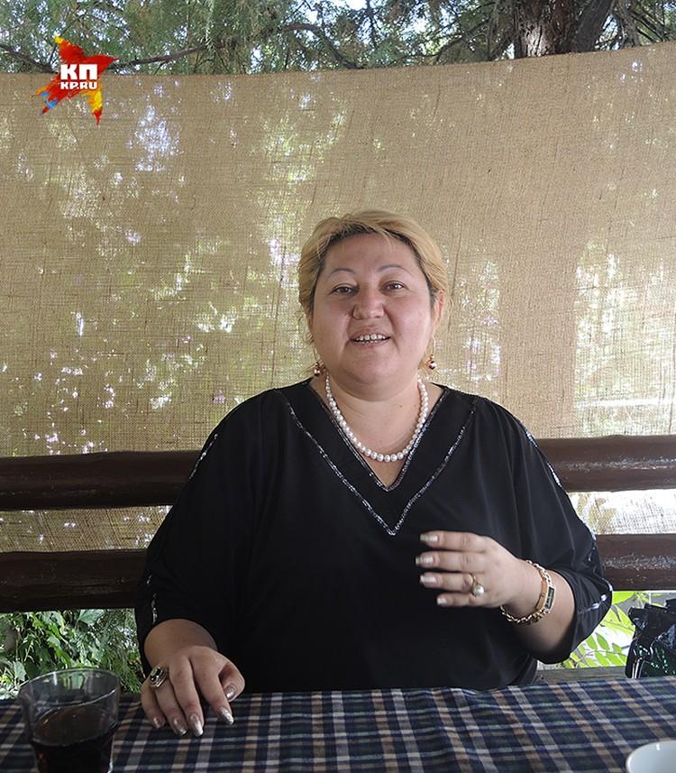 """Хулькар Исамова. Самая храбрая журналистка Киргизии и настоящая """"восточная женщина""""!"""