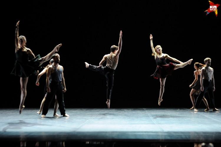В Минске французы показали балет «Фрески», основанный на китайских сказках и преданиях
