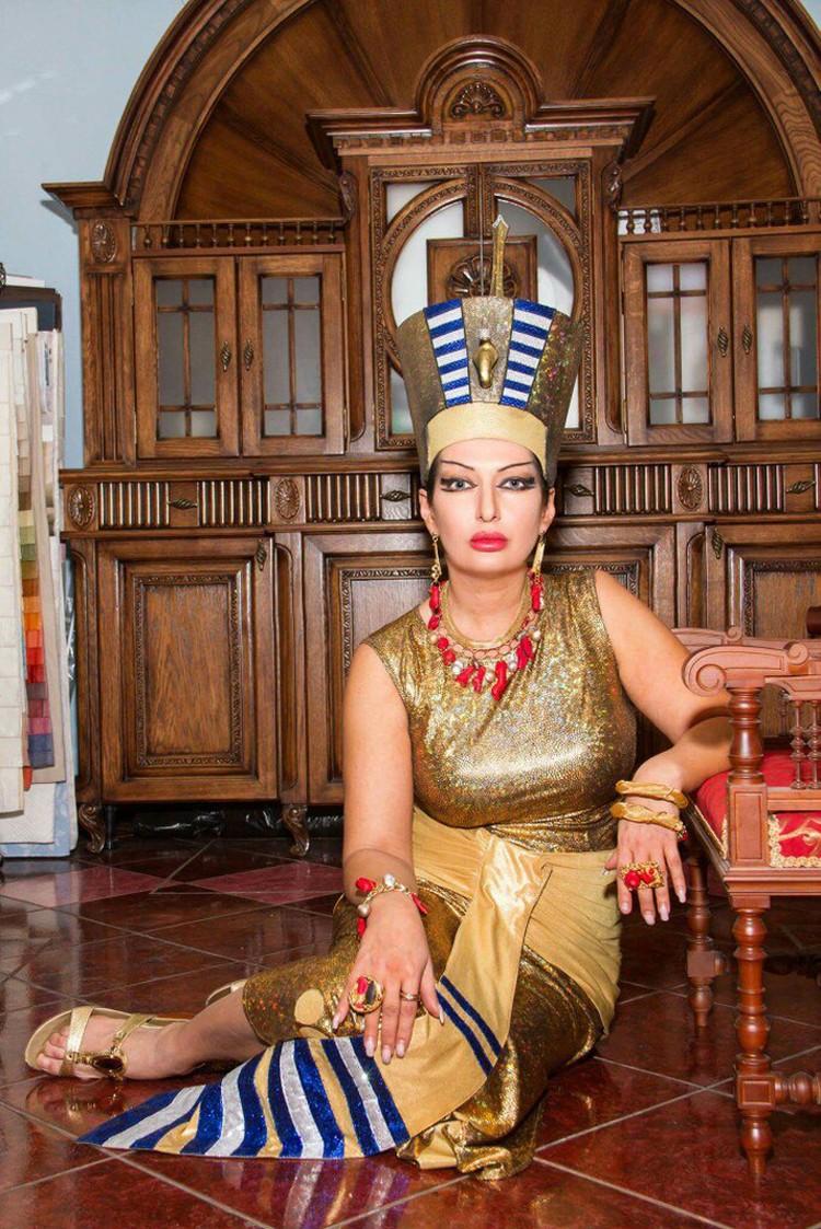 Донна - создатель «Ювелирного магического театра».