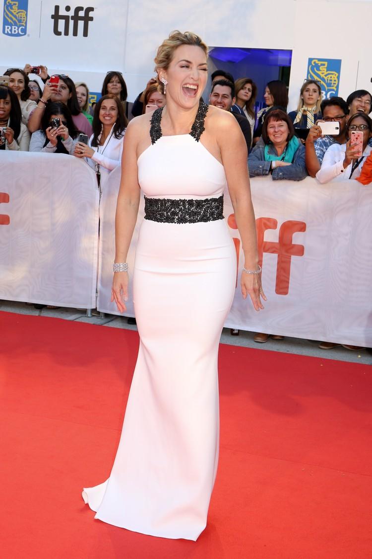 Кейт на кинофестивале в Торонто в сентябре 2017 года.