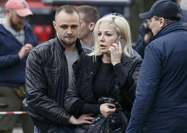 Мария Максакова не верит в то, что заказчиком убийства Вороненкова был Владимир Тюрин